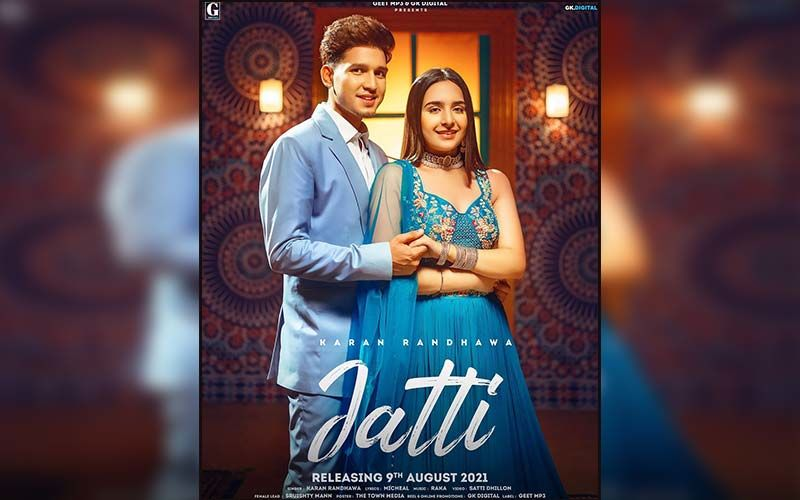 Jatti: Karan Randhawa And Sruishty Mann Are Back With Their Latest Love Song; Receives An Overwhelming Response