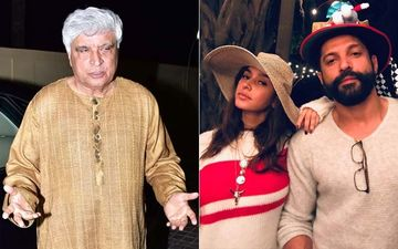 Javed Akhtar Addresses Reports Of Farhan Akhtar-Shibani Dandekar Tying The Knot, Says 'Children Can Be Very Secretive'