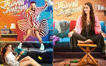 Jawaani Jaaneman Trailer Twitter Review: Netizens Lap Up Saif Ali Khan, Tabu And Alaya F's Fun-Fest