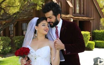 Jay Bhanushali Has The Sweetest Anniversary Wish For Mahhi Vij As The New Parents Celebrate Their 9th Wedding Anniversary