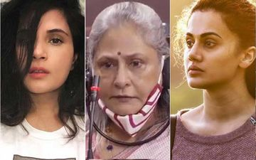 Taapsee Pannu, Richa Chadha Laud Jaya Bachchan As She Slams Those Vilifying Bollywood, Call Her 'The Face Of Fearlessness'