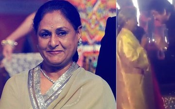 This Video Of Jaya Bachchan Dancing On The Song Husn Hai Suhana Is Going Viral!