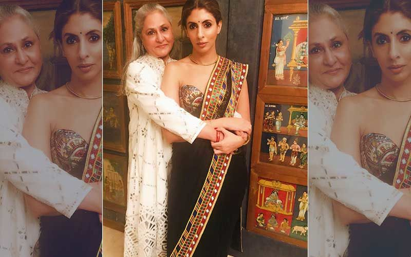 Shweta Bachchan Nanda Shares An Epic Throwback Picture With Mommy Jaya Bachchan Which Proves She Was The Cutest Baby Ever