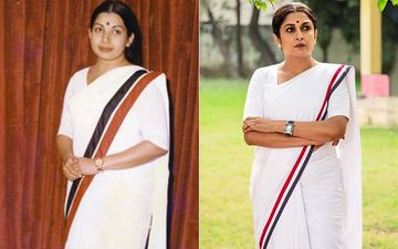 Queen: Ramya Krishnan's Uncanny Resemblance To Jayalalithaa In The MX Player Series Has Left Us Awestruck