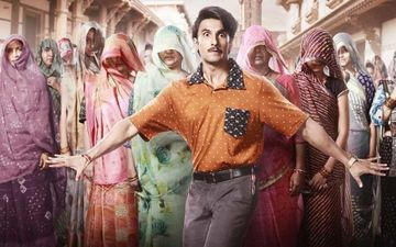 Jayeshbhai Jordaar First Look: Ranveer Singh's Moustache Depicts His True Gujarati Style