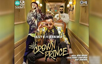 Jazzy B Ft. Bohemia's New Track 'Crown Prince' Is Playing Exclusively On 9X Tashan