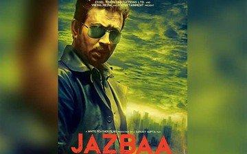 Irrfan's Jazbaa Look Is Out!