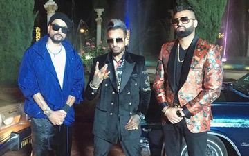 Jazzy B, Bohemia And Harj Nagra Collaborate For A New Song, Deets Inside