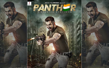 Actor Jeet Releases New Poster of Panther, Praises Defence Forces