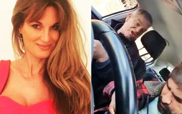 Imran Khan's Ex-Wife Jemima Goldsmith Lauds Cab Driver For Keeping His Calm Despite Being Racially Abused For His Ethnicity, Says, 'Shabash' -VIDEO