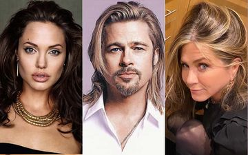 Angelina Jolie And Jennifer Aniston To Have A Face Off Over Brad Pitt At An Award Function? Here's The Truth