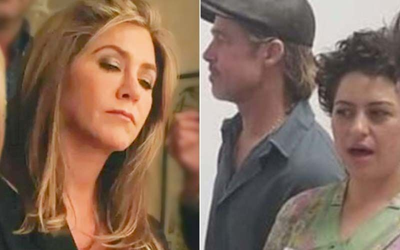 Fed Up Of Brad Pitt's Mixed Signals, Is Jennifer Aniston Forcing Him To Make Up His Mind About Her And Alia Shawkat? Truth Revealed
