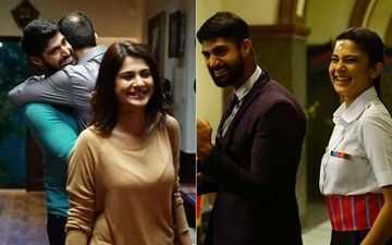 Code M: Ahead Of Its Online Release, Jennifer Winget Shares Some BTS Pics; Goes On A Thanking Spree