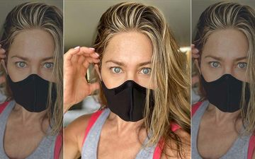Jennifer Aniston Urges People To 'Wear A Damn Mask' Amid Coronavirus Pandemic: It Really Shouldn't Be A Debate