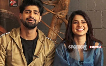 Jennifer Winget Had Inquired Something About Tanuj Virwani Before Starting Code M, Guess What?- Watch Exclusive Video