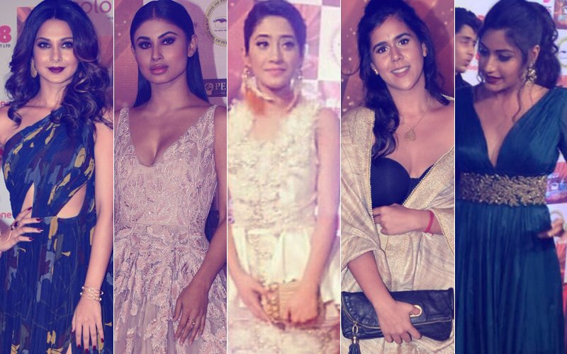 BEST DRESSED & WORST DRESSED At The Indian Television Academy Awards: Jennifer Winget, Mouni Roy, Shivangi Joshi, Rytasha Rathore Or Surbhi Chandna?