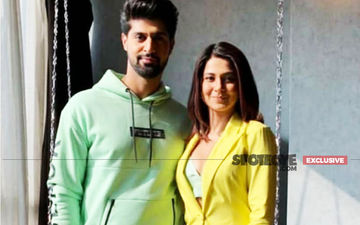 Jennifer Winget On Link-Up Rumours With Co-Star Tanuj Virwani, 'It Doesn't Affect Me'- EXCLUSIVE
