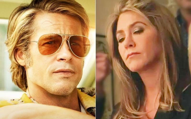 Is Jennifer Aniston Pitching Ideas To Brad Pitt About Turning Books Into Movies? Find Out