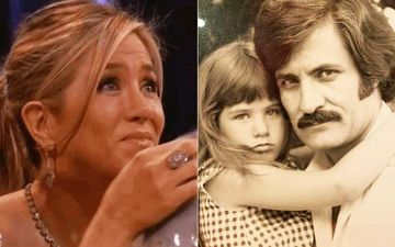 Jennifer Aniston Reconciles With Estranged Father John Aniston Amid COVID-19 Pandemic; Forgives Him For Walking Out On Her As A Child