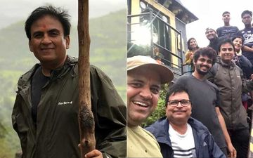 Taarak Mehta Ka Ooltah Chashmah's Dilip Joshi Aka Jetha Lal Shares Pictures From His Trekking Days With Friends; Calls It An 'Amazing Spiritual Trek'