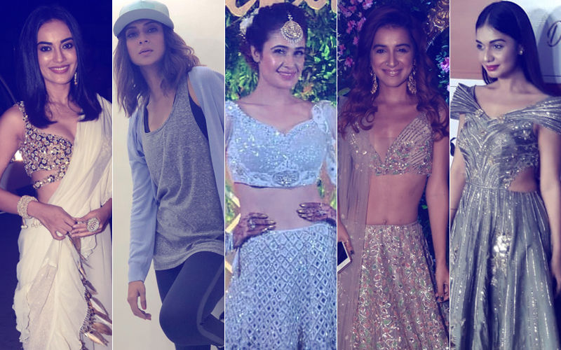 BEST DRESSED & WORST DRESSED Of The Week: Surbhi Jyoti, Jennifer Winget, Yuvika Chaudhary, Benafsha Soonawalla Or Divya Agarwal?