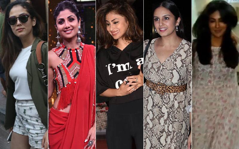 झकास या बकवास: मीरा राजपूत, शिल्पा शेट्टी, मौनी रॉय, हुमा कुरैशी या चित्रांगदा सिंह?