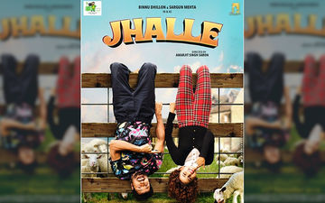Jhalle: Binnu Dhillon And Sargun Mehta Look Super Cute In The First Look Poster