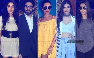 STUNNER OR BUMMER: Jhanvi Kapoor, Abhishek Bachchan, Malaika Arora, Athiya Shetty Or Pooja Hegde?