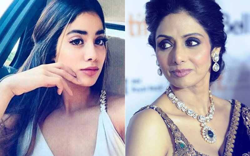 Sridevi Would Rather See Daughter Jhanvi Kapoor Married Than Become A Bollywood Actress