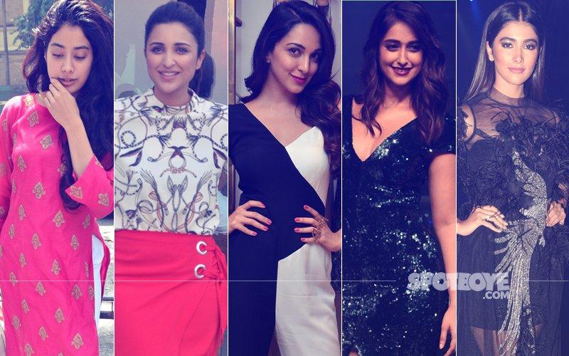 STUNNER OR BUMMER: Jhanvi Kapoor, Parineeti Chopra, Kiara Advani, Ileana D'Cruz Or Pooja Hegde?