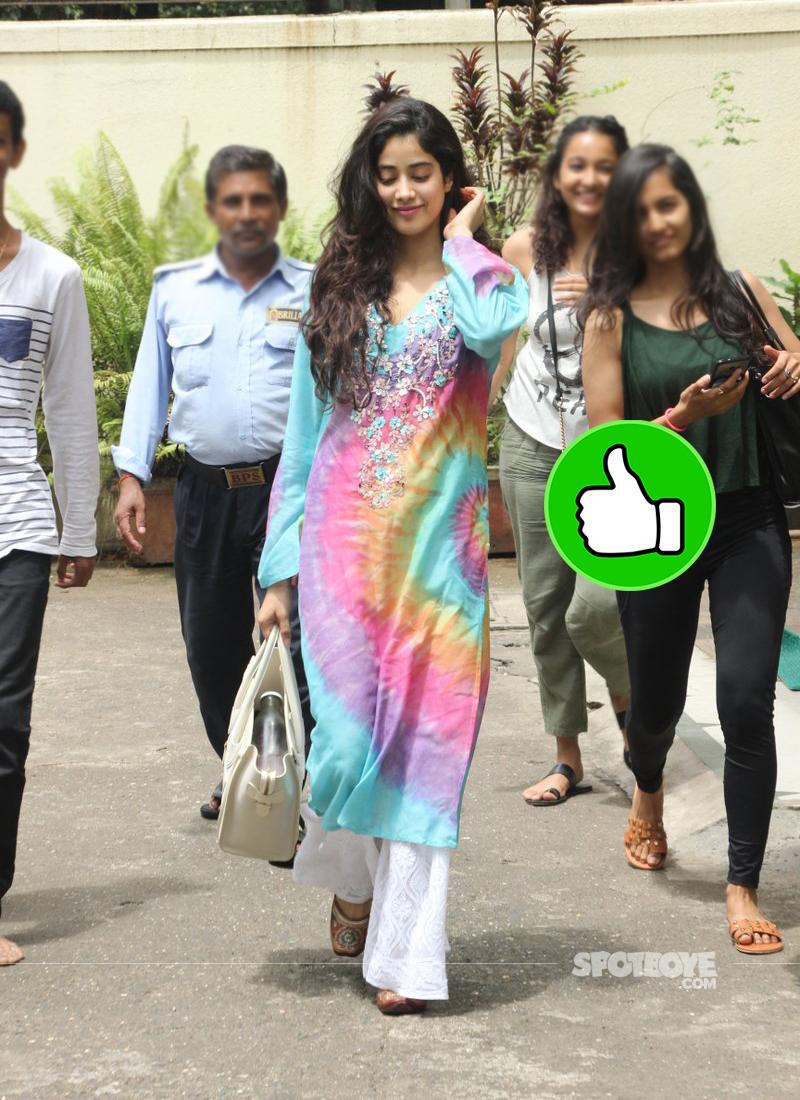 Stunner Or Bummer Bhumi Pednekar Jhanvi Kapoor Kangana