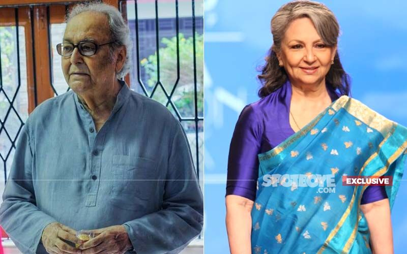 Late Soumitra Chatterjee's Wife Passes Away Months After His Demise, Sharmila Tagore Grieves: 'I've Lost Another Friend' - EXCLUSIVE
