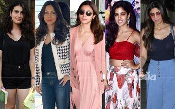 झकास या बकवास: फातिमा सना शेख, गौरी खान, आलिया भट्ट, इशिता दत्ता या शिल्पा शेट्टी?
