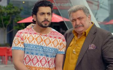 Jhootha Kahin Ka Trailer: Rishi Kapoor, Jimmy Sheirgill, Sunny Singh And Omkar Kapoor Are Jabbed In The Web Of Lies
