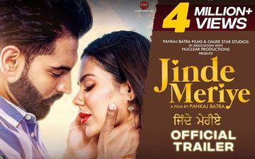 Jinde Meriye Promotion Starts, Parmish Verma Shares Video On Instagram