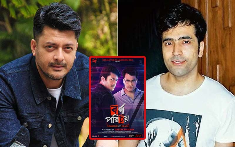 Jisshu Sengupta and Abir Chatterjee Talks About Their Character in Bornoporichoy