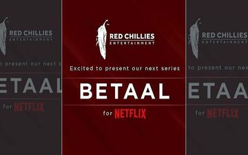 Jitendra Joshi In Upcoming Netflix Series 'Betaal' Directed By Nikhil Mahajan