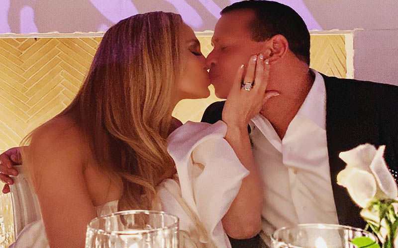 The Truth About Jennifer Lopez And Alex Rodriguez Winter Theme Wedding Revealed; Deets Inside