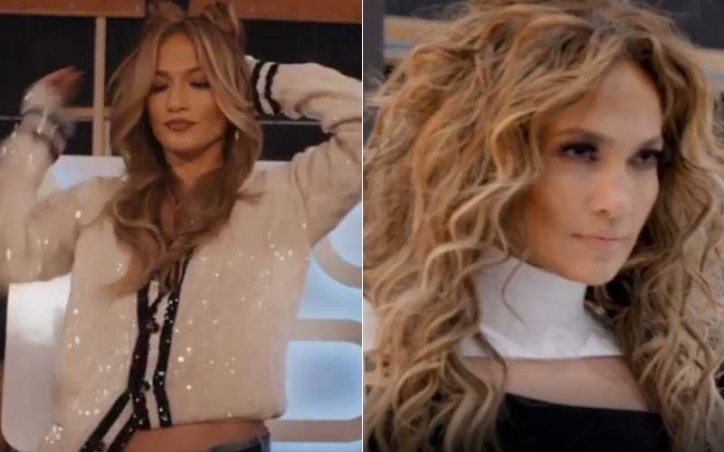 Jennifer Lopez Shows Us How She Records Her Super Sexy Tiktok Videos- Watch BTS