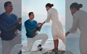 Jennifer Lopez Spills The Beans On Fiancé Alex Rodriguez's Romantic Marriage Proposal – Watch Video