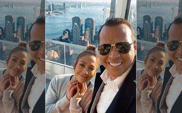 Jennifer Lopez and Her Fiance Alex Rodriguez Are All Set To Watch The Latter's New Show 'Back In The Game'