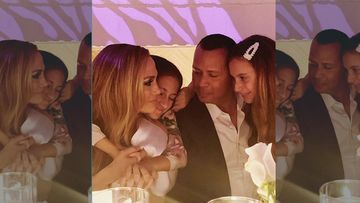 Jennifer Lopez And Alex Rodriguez's Engagement Party Was A LIT Affair - Inside Pictures