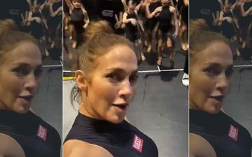 Super Bowl Halftime: Holy Smokes - Jennifer Lopez Gives A Sneak-Peak Into Her Sweet AF Dance Moves