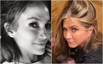 Jennifer Aniston And Jennifer Lopez Participate In Black And White Challenge To Support Women Empowerment – See Their Gorgeous Pics