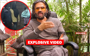 JNU ATTACK: Suniel Shetty Fires, 'Mask Pehenkar Aate Ho Aur Apne Aap Ko Mard Bolte Ho?'- EXCLUSIVE