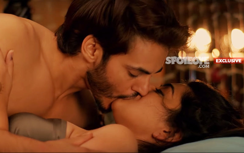 Jodha Akbar Actor Ravi Bhatia Opens Up On His Sex Scene With Shafaq Naaz For His Web Series Debut
