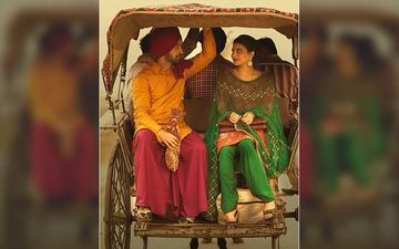Jodi: Diljit Dosanjh, Nimrat Khaira Starring Film First Schedule Shooting Completed, Shares Look On Instagram