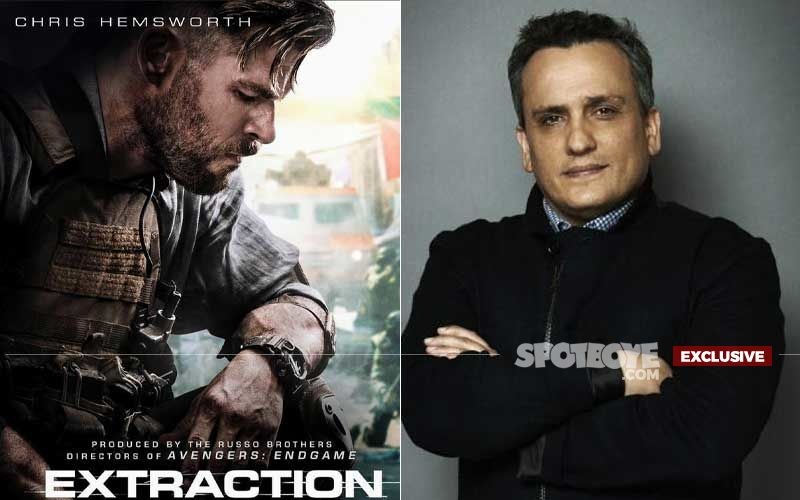 Netflix S Extraction Trivia Producer Joe Russo Decodes The Inception Of The Film Exclusive