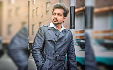Actor Pushkar Jog Stuns His Fans On Social Media With A Suave Look