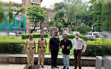 Bigg Boss Marathi Fame Pushkar Jog Makes A Donation For The Welfare Of Maharashtra Police  On His Birthday